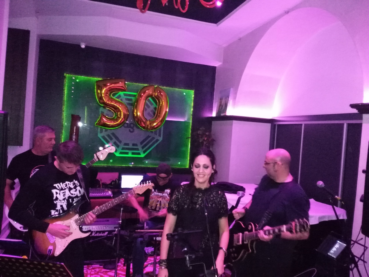 Calandria Club Bagua Lounge Juan Trece