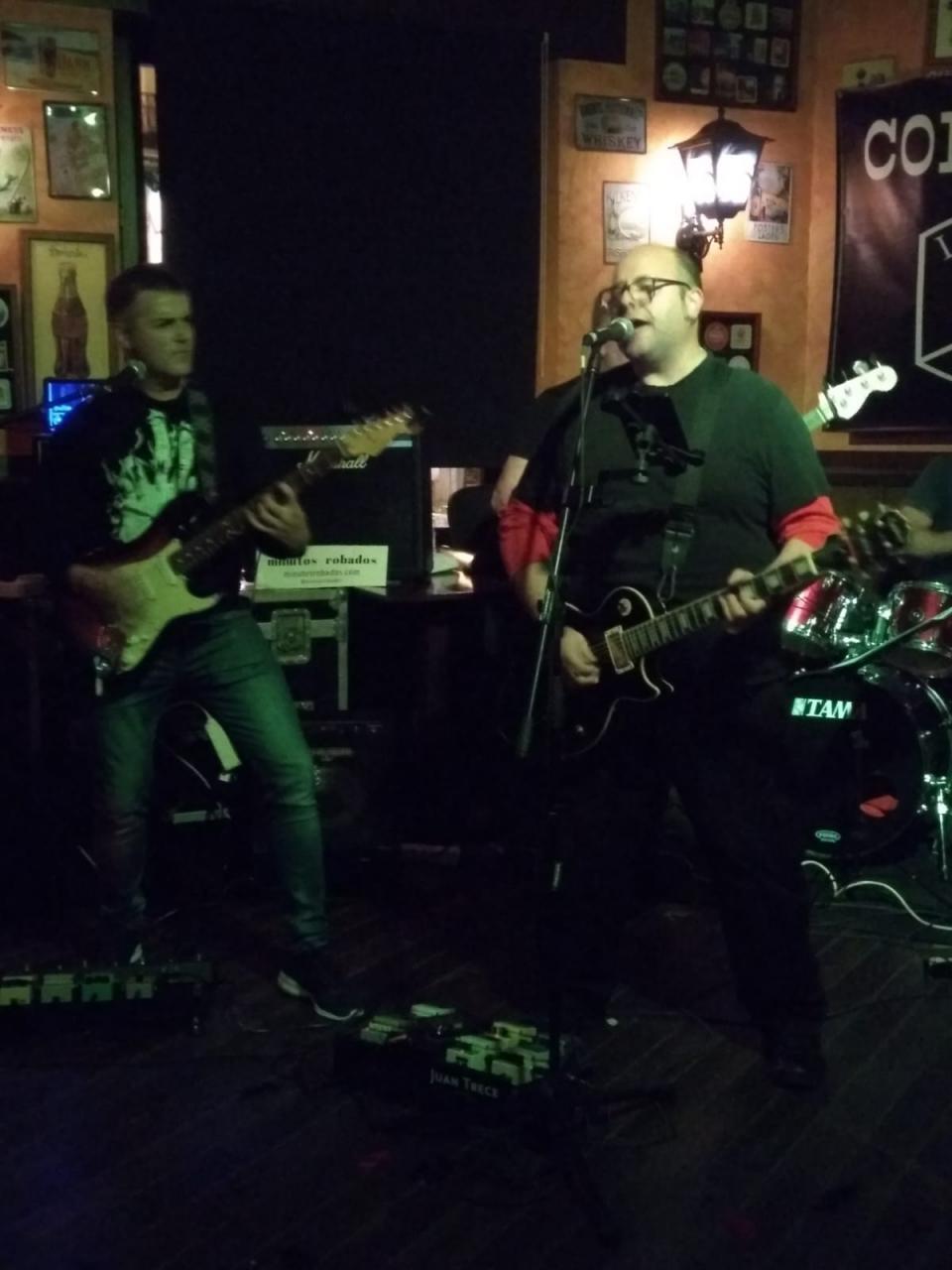 minutos robados batalla de bandas blues cazorla 2019