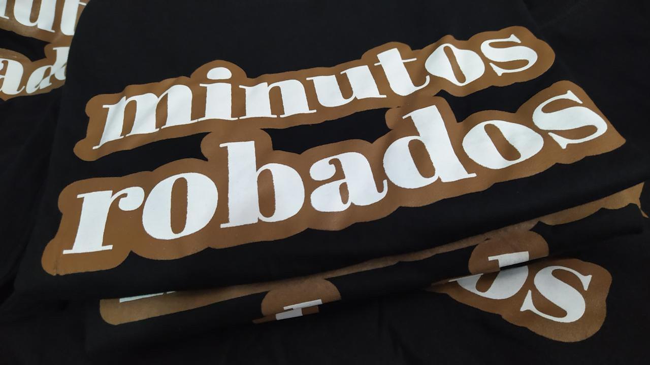 Camisetas de Minutos robados
