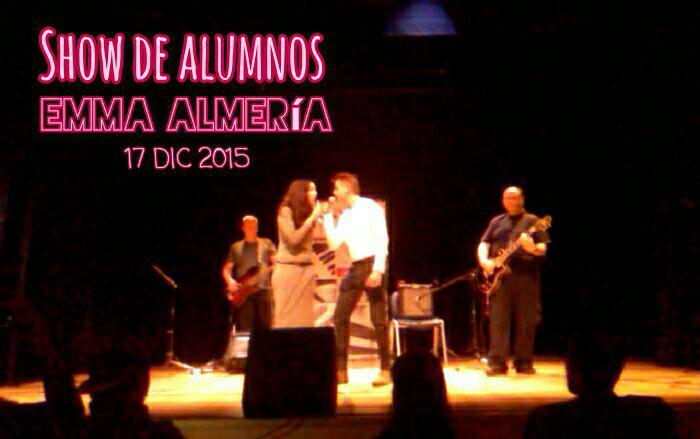 show de alumnos EMMA 17DIC2015