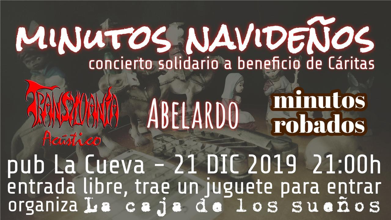 minutos navideños 2019 La Cueva Minutos robados